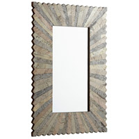 Cyan Design 08995 Timon 44 X 30 inch Natural Stone Wall Mirror Home Decor