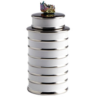 Cyan Design 09083 Tower White Container, Small