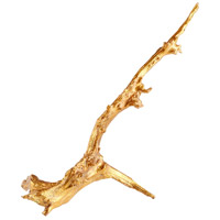 Drifting Gold 18 X 15 inch Sculpture, Large