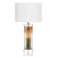 Cyan Design 09137 Stardust 33 inch 100 watt Lunar Brown Table Lamp Portable Light