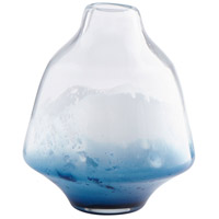 Water Dance 10 inch Vase, Small