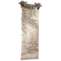 Cyan Design 09257 Hidden Garden Nantucket Gray Chinoiserie