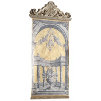 Cyan Design 09258 Life In Antiquity Nantucket Gray Chinoiserie