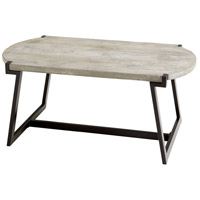 Signature 40 X 18 inch Weathered Grey Coffee Table