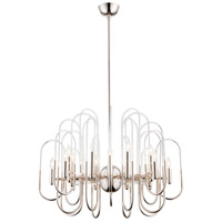 Champ-Elysees 16 Light 30 inch Polished Nickel Chandelier Ceiling Light