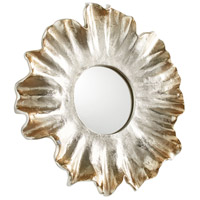 Akoya Nickel Wall Mirror
