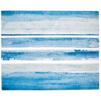 Cyan Design 09894 Azure Watercolor 120 X 96 inch Multi Colored Blue Rug, 8ft x 10ft