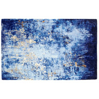 Cyan Design 09916 Still Waters 96 X 60 inch Multi Colored Blue Rug, 5ft x 8ft