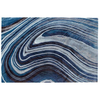 Adriatic Winds 108 X 72 inch Multi Colored Rug, 6ft x 9ft