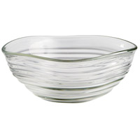 Wavelet 11 X 5 inch Bowl, Small