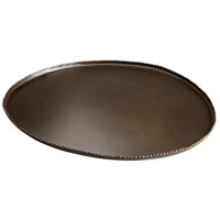 Rochester Antique Black Tray, Large