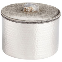 Cyan Design 10213 Windsor Nickel Container, Large
