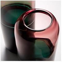 Cyan Design 10287 Moonsail 10 X 5 Inch Vase Small