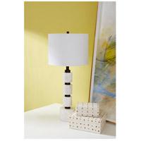 Cyan Design 10355 Hydra 32 inch 100 watt Gunmetal Table Lamp Portable Light