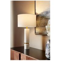 Cyan Design 10357 Archer 31 inch 100 watt Brass Table Lamp Portable Light