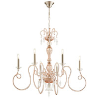 Cyan Design Satin Nickel Spectre Chandeliers