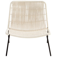 Cyan Design 10505 Althea White Accent Chair