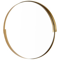 Cyan Design 10514 Gilded Band Gold Wall Mirror, Small