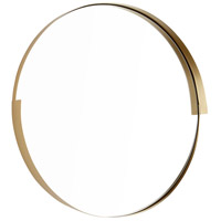 Cyan Design 10515 Gilded Band Gold Wall Mirror, Large