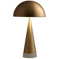 Cyan Design 10541 Acropolis 26 inch 60.00 watt Aged Brass Table Lamp Portable Light