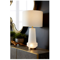 Cyan Design 10545 Mila 33 inch 100.00 watt Aged Brass Table Lamp Portable Light