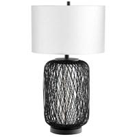 Cyan Design 10550 Nexus 29 inch 100 watt Pewter Table Lamp Portable Light
