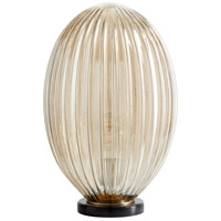 Cyan Design 10793 Maxima 19 inch 60.00 watt Aged Brass Table Lamp Portable Light