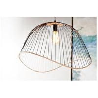 Cyan Design 10795 Cloak 1 Light 24 inch Matte Black Pendant Ceiling Light