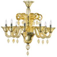 Cyan Design 6493-8-14 Treviso 8 Light 29 inch Chrome Chandelier Ceiling Light