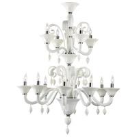 Cyan Design 6496-12-14 Treviso 12 Light 33 inch Chrome Chandelier Ceiling Light