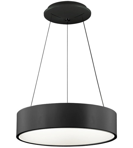 Black Contemporary Pendants