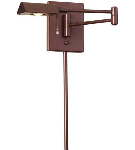 Dainolite 902WLED-OBB Signature LED 5 inch Oil Brushe Bronze Wall Lamp Wall Light in Oil Brushed Bronze