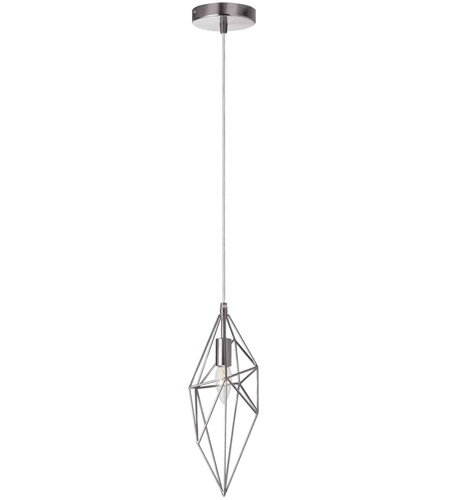 Dainolite 918-1P-PC Signature 1 Light 5 inch Polished Chrome Pendant Ceiling Light