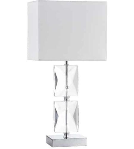 Dainolite 3 Light Floor Lamp Spot in Polished Chrome