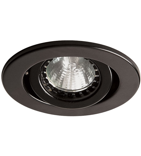 Dainolite Eyeball Recessed Light Trim Accessory in Black (for use with DL3000 Housing) DL305-BK photo