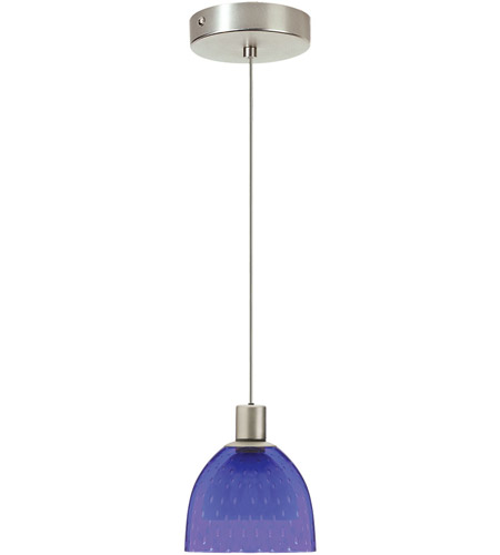 Dainolite Lighting Signature 1 Light Pendant in Satin Chrome  DLSL701-BS-SC photo