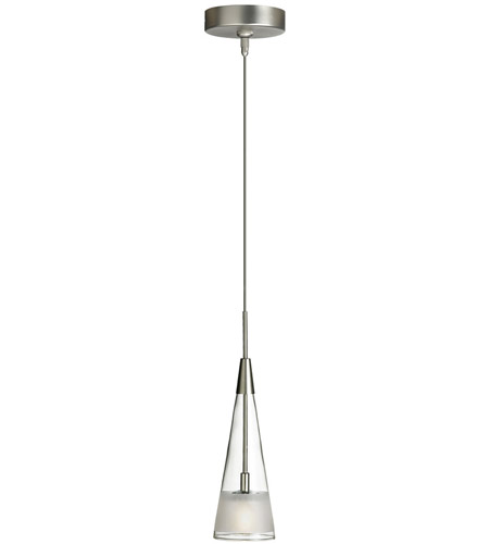 Dainolite lighting frosted glass 1 light pendant in satin chrome dainolite dlsl901 sc frosted glass 1 light 4 inch satin chrome pendant ceiling light photo aloadofball Image collections