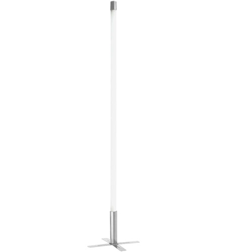 Dainolite DSTX-36-WH Avant-garde 53 inch 36 watt White Floor lamp Portable Light photo
