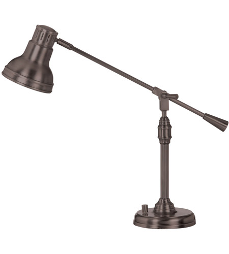 Dainolite Lighting Dainovision 1 Light Table Lamp in Oil Brushed Bronze  DVN080-OBB photo