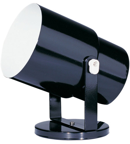 Dainolite DXL15-BK Signature Black 100 watt 1 Light Spot Light photo