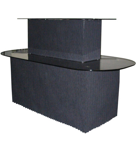 Dainolite GCT-111-BGL-BK Signature Black and Black Furniture photo