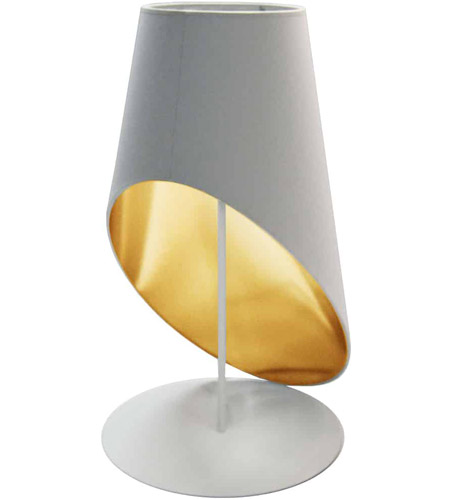 Dainolite Drum Table Lamps