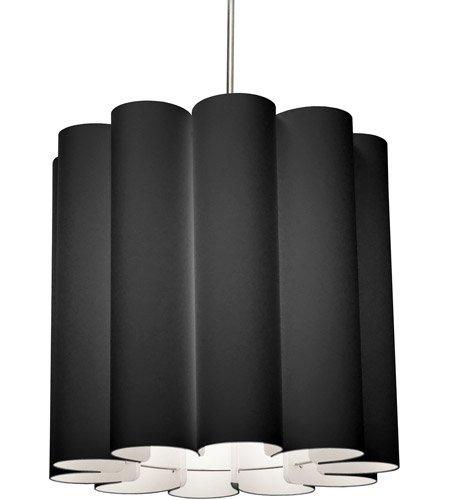 Dainolite SAN201-PC-797 Sandra 1 Light 19 inch Polished Chrome Pendant Ceiling Light photo thumbnail