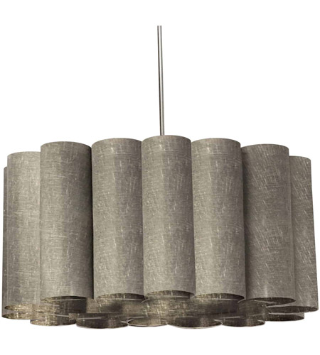 Dainolite SAN244-PC-2423 Sandra 4 Light 24 inch Polished Chrome Pendant Ceiling Light photo thumbnail