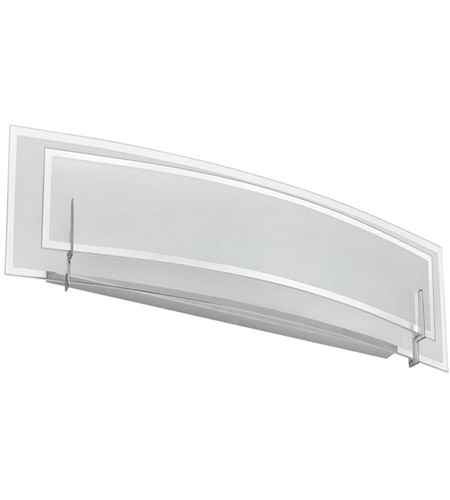 Dainolite Satin Chrome Bathroom Vanity Lights