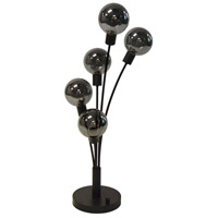Black Glass Signature Table Lamps