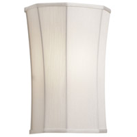 Signature 1 Light 8 inch Ivory Sconce Wall Light