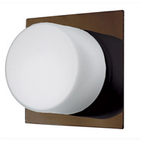 Dainolite Signature 1 Light Wall Lamp in Oil Brushed Bronze 82554-OBB
