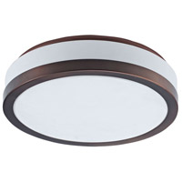 Dainolite Lighting Ceiling 3 Light Flush-Mount in Oil Brushed Bronze  871-14FH-OBB