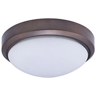 Dainolite Lighting Ceiling 2 Light Flush-Mount in Oil Brushed Bronze  880-11FH-OBB